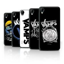 Official The Vamps Case/Cover for HTC Desire 825 /The Vamps Graffiti Band Logo