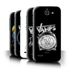 The Vamps Case/Cover for Huawei Ascend G730 /The Vamps Graffiti Band Logo