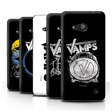 The Vamps Case/Cover for Microsoft Lumia 550 /The Vamps Graffiti Band Logo