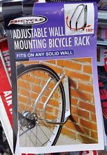 NEW Bicycle Gear Adjustable Wall Mounting Bicycle Rack