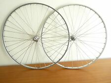 FIAMME SPRINT RIMS WITH CAMPAGNOLO RECORD HUBS