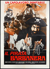 CINEMA-manifesto IL PIRATA BARBANERA newton, egan, bendix, RAOUL WALSH