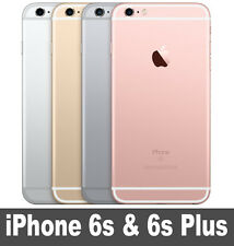 Apple iPhone 6s / 6s Plus, 16gb/64gb/128gb, Silver/Gold/Gray/RoseGold Finish