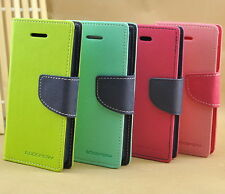 * For IBall Andi4-B2 IPS * MERCURY WALLET STYLE FANCY FLIP DIARY CASE COVER