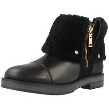 Botines Mujer TOMMY HILFIGER WEST 7AS , Color Negro