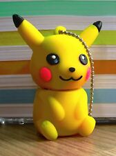 Pokemon Pikachu USB Flash Drive 8/16/32/64 Memory Stick Flash Drive