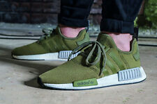 "adidas NMD_R1 ""Olive Cargo/Green"" Men Trainer ""All Sizes""(BB2790)"