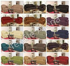 Jacquard Sofa Cover for 1, 2 & 3 Seater Sofa Universal Fitting High Quality