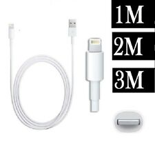 Cable USB chargeur recharge sync pour iphone 5,5S,5C,6,6+,Ipod,Ipad 1M,2M,3M