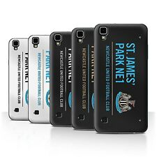 Official Newcastle United FC Case for LG X Style K200 /St James Park Sign