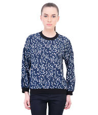 Oxolloxo Women Chic Floral Top (W16016WBL003)