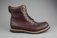 Timberland 81515 Mens Leather Plum Brown Earthkeeper 6 Inch Boots Shoes