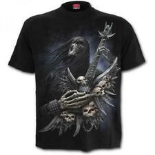 DTO. -20% ! Camiseta Chico SPIRAL Manga Corta Rock On -TR399600- Rock, Metal, Go
