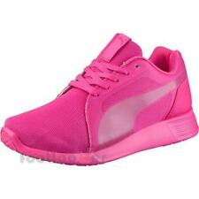 Scarpe Puma ST Trainer Evo Jr 360873 08 Bambina Running Sneakers Hot Pink