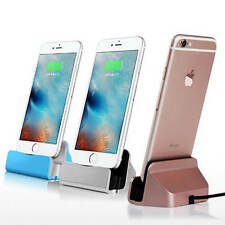 Charger Charging Sync Cradle Desktop Dock Station Holder for iPhone 6 6S 6Plus