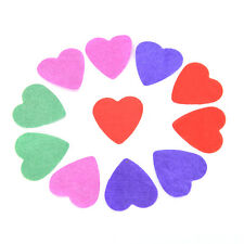 1000/5000X Colorful Shine Love Heart Confetti Table Decoration Wedding Party  LD