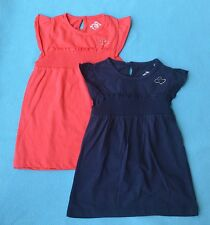 Frocks  Value pack Just Rs 545 only  (Pink & Blue)  for Girls  by LittleMimosa