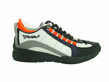 DSQUARED² SNEAKERS 551 €320 Men UOMO Shoes Herrenschuhe Scarpe  100%AUT