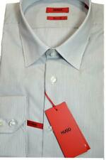 HUGO BOSS Camicia a righe REGULAR FIT in cotone: 'C-Enzo' 505 prugna by HUGO