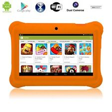 """NEW 7"""" INCH KIDS ANDROID TABLET PC QUAD CORE 4.4 WIFI UK KIDS CHILD CHILDREN"""