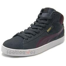 Scarpe Puma 1948 mid 359138 10 sneakers uomo casual Suede Grey Purple