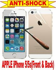 Apple iPhone ALL MODELS ☀ Anti-Shock ☀  Flexible & Unbreakable  ☀ by AASHIRWAD ☀