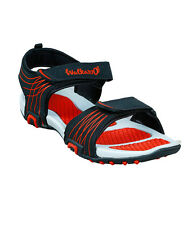 VKC walkroo Men 4519 Red Sandal Slipper Flipflop Floaters, MRP: 1130