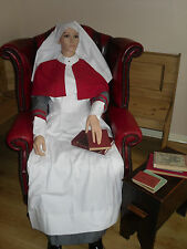 WW1 NURSE UNIFORM QAIMNS NURSING SISTER COMPLETE UNIFORM CUSTOM MADE FOR YOU