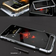 Luphie Armor Metal Aluminum Bumper Frame Case Cover For iPhone 7 / 7 Plus Newest