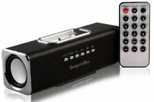 Rechargeable Music Angel Docking Speakers