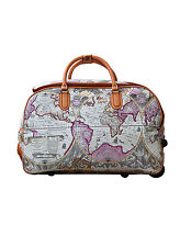 MOLADZ GLOBE DUFFLE BAG MULTICOLOR