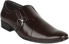 Guava Party Formal Shoe - Brown| Mens Formal Brown Shoes
