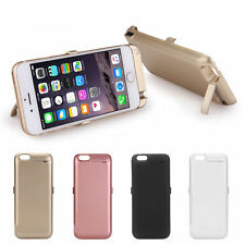 F. Apple iPhone 6 6S 10000mAh External Battery Charger Case Cover Power Pack
