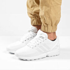 "Adidas Zx Flux ""All White"" S79093"