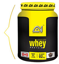 ABSOLUTE WHEY PROTEIN IN VANILLA FLAVOR
