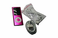 Mp4 Player Brilliant Mart Rose Red Mp4 8gb Mp3/mp4 Music Player