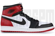 2013 Nike AIR JORDAN 1 RETRO HIGH OG 6 7 8 9 10 11 12 13 BLACK TOE chicago bred