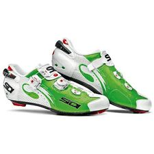 Sidi Wire Carbon Air Vernice White Green