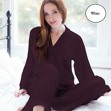 MISR EGYPTIAN COTTON 2 PCS UNISEX NIGHT WEARS IN SOLID COLORS