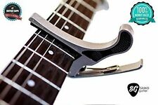 Perfect Pitch Guitar Capo for Acoustic Guitars & Electric Guitars - Best Quick C