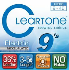 Cleartone Electric .009-.046 Hybrid Strings
