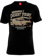T-Shirt Breaking Bad Heisenberg Desert Tours schwarz