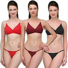 Urbaano Captivating Bikini Bra & Panty Set UR7090/91/92S