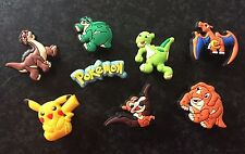 Paw Patrol My Little Pony Thomas Tank Engine Pokemon Shoe Charms for Crocs