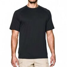 Under Armour HeatGear Tactical Tech T-Shirt Regular Fit schwarz