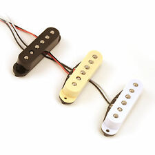 '59 Vintage Staggered AlNiCo V pickups for Fender Stratocaster Strat / Squier