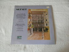 MOZART CONCERTO NO. 2 in D Minor for Piano and Orchestra LP
