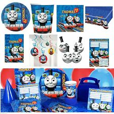 Thomas The Tank Engine Birthday Party Tableware Thomas and Friends Supplies