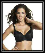 BNWT FANTASIE SMOOTHING BLACK BALCONY BRA 4520, sizes- 30D & 30DD, RRP-£35!