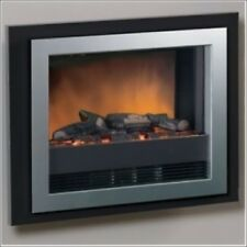 DIMPLEX BIZET BZT20N WALL MOUNTED ELECTRIC FIRE HEATER WITHOUT REMOTE CONTROL